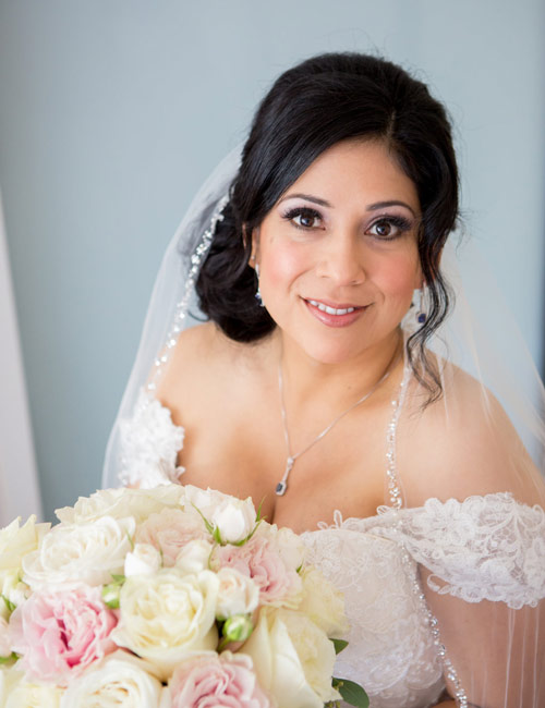 Wedding Makeup And Hairstyle Artistry